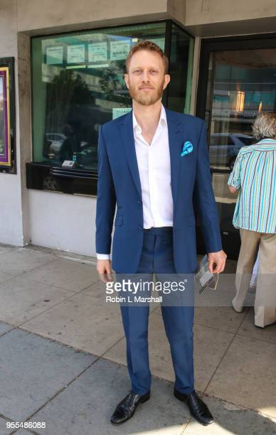 Actor Neil Jackson attends the screening of Alan Rudolph's 'Ray Meets Helen' at Laemmle's Music Hall 3 on May 6 2018 in Beverly Hills California