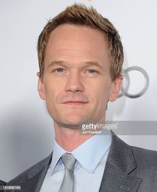 Actor Neil Patrick Harris arrives at The Trevor Project's 2011 Trevor Live at The Hollywood Palladium on December 4 2011 in Los Angeles California