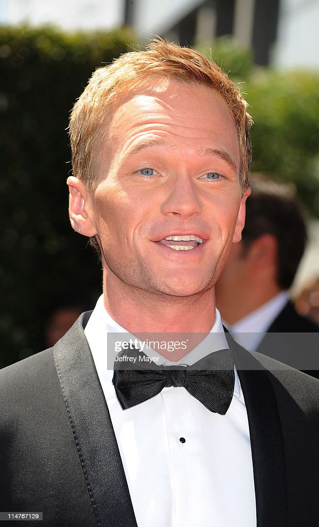 Actor Neil Patrick Harris arrives to the 2010 Creative Arts Emmy Awards at Nokia Plaza L.A. LIVE on August 21, 2010 in Los Angeles, California.