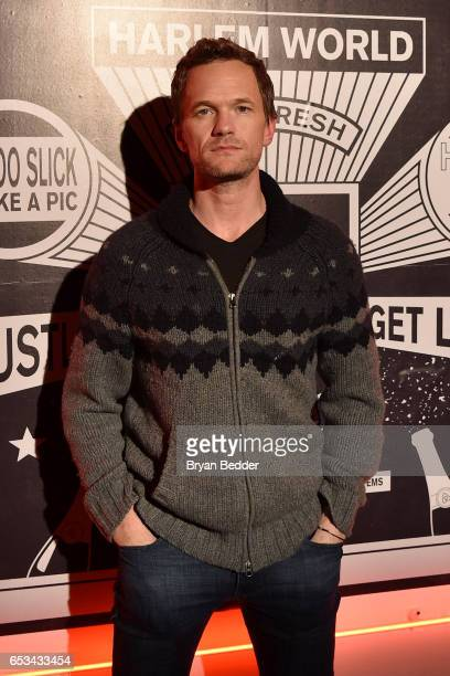 Actor Neil Patrick Harris attends Experience Harlem hosted by Airbnb and Ghetto Gastro on March 14 2017 in New York City