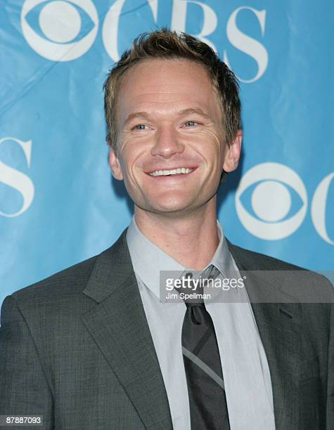 Actor Neil Patrick Harris attends the 2009 CBS Upfront at Terminal 5 on May 20 2009 in New York City