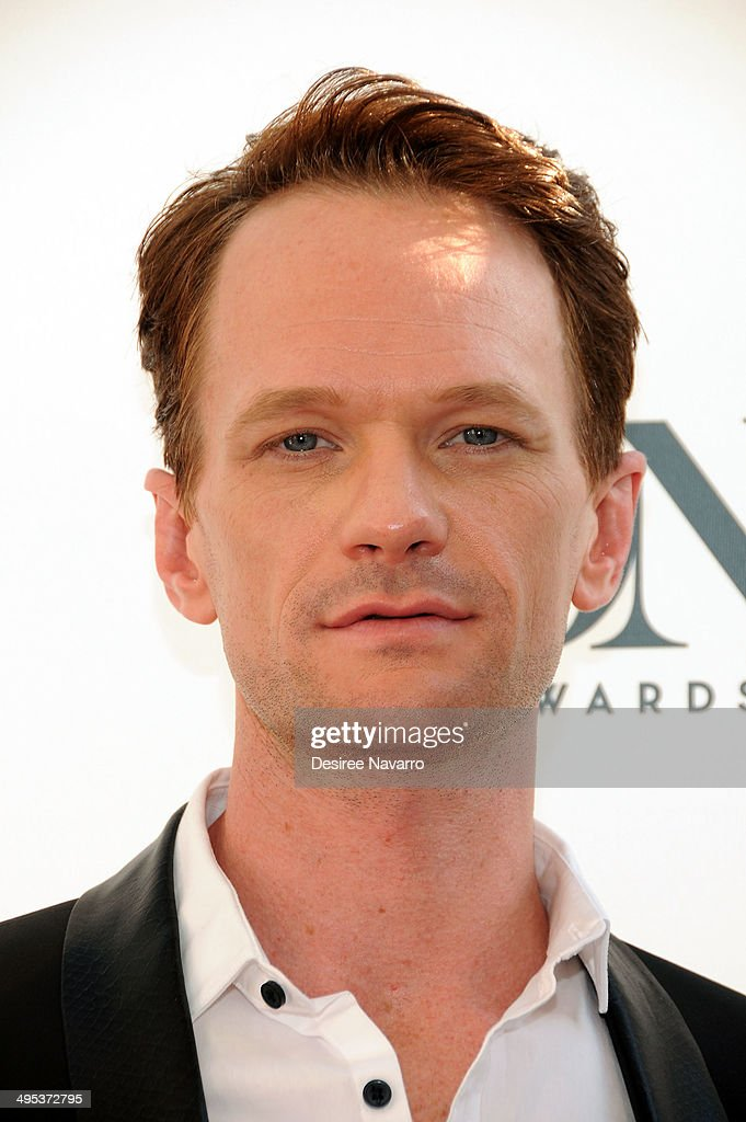 Actor Neil Patrick Harris attends the 2014 Tony Honors Cocktail Party at Paramount Hotel on June 2, 2014 in New York City.