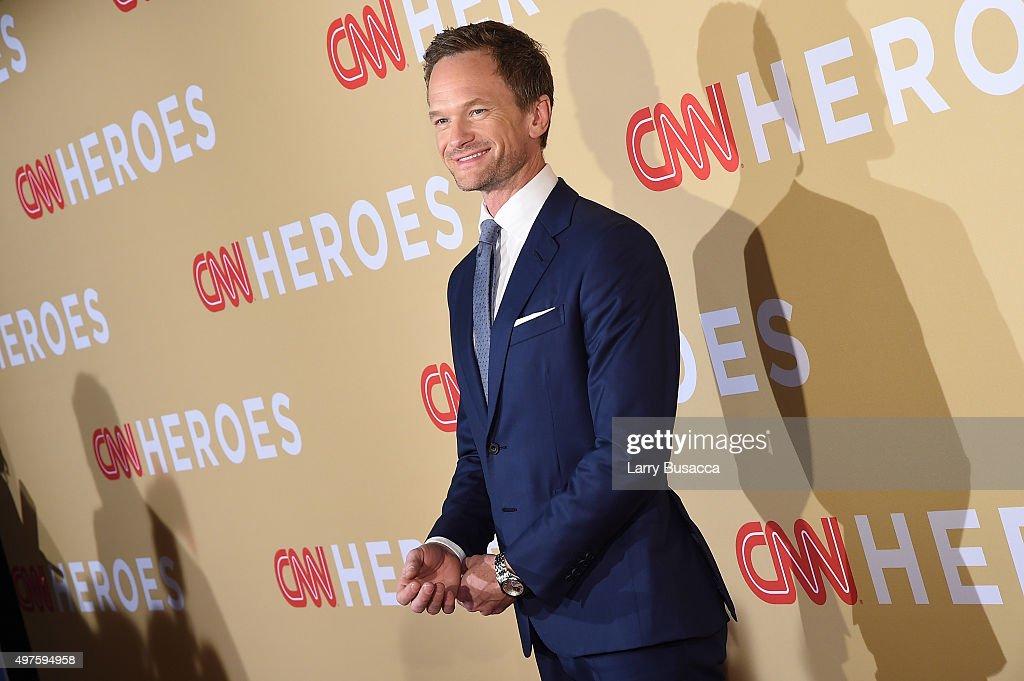 2015 CNN Heroes: An All-Star Tribute : News Photo
