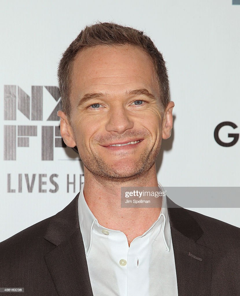 Actor Neil Patrick Harris attends the 52nd New York Film Festival Opening Night Gala Presentation and World Premiere Of 'Gone Girl' at Alice Tully Hall on September 26, 2014 in New York City.