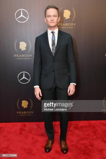 Actor Neil Patrick Harris attends The 77th Annual Peabody Awards Ceremony at Cipriani Wall Street on May 19 2018 in New York City