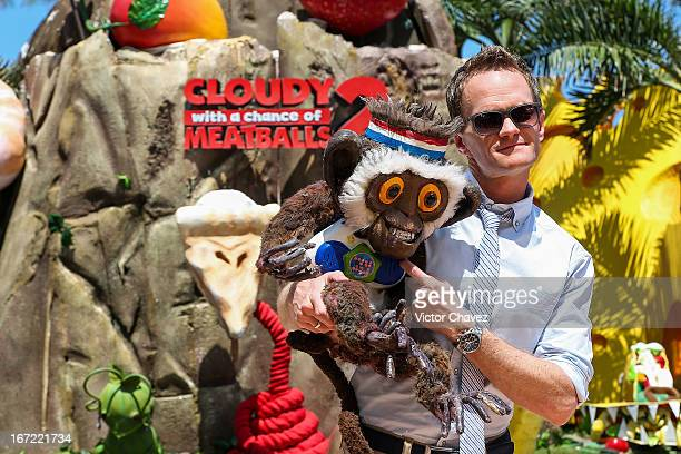 Actor Neil Patrick Harris attends the 'Cloudy With A Chance Of Meatballs 2' photocall during the 5th Annual Summer Of Sony on April 22, 2013 in...