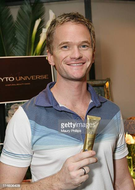 Actor Neil Patrick Harris attends the Presenters Gift Lounge celebrating the 60th Primetime Emmy Awards at the Nokia Theatre on September 20 2008 in...