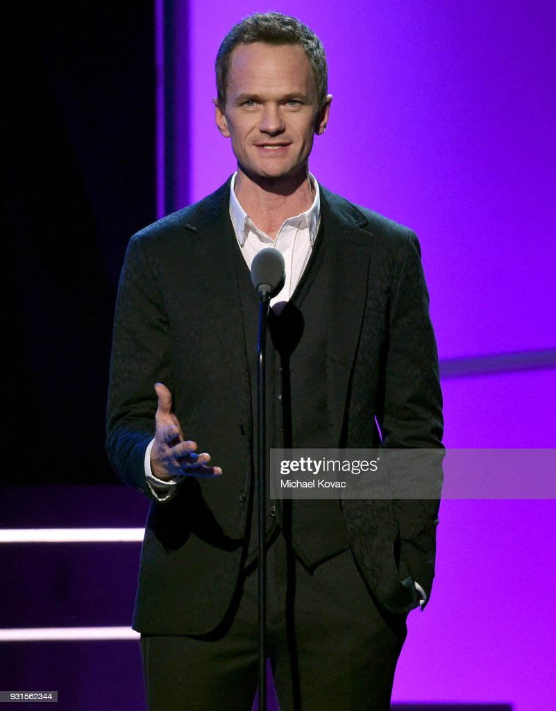 60th Annual GRAMMY Awards - I'm Still Standing: A GRAMMY Salute To Elton John - Show : News Photo