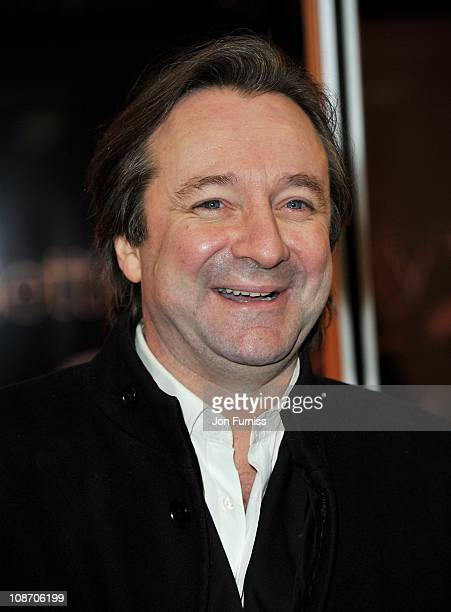 Actor Neil Pearson attends the European Premiere of Brighton Rock at Odeon West End on February 1 2011 in London England