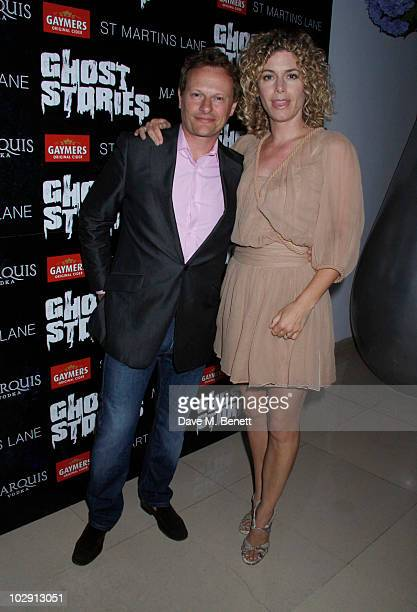 Actor Neil Stuke attends the Ghost Stories Press Night Party held on July 14 2010 at the St Martins Lane Hotel in London England