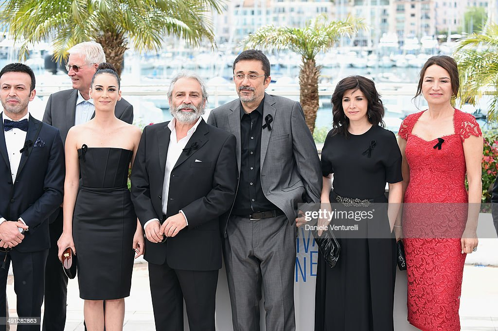 """Winter Sleep"" Photocall - The 67th Annual Cannes Film Festival"