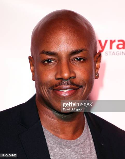 Actor Neko Sparks attends the 6th Annual Rock Against MS benefit concert and award show at the Los Angeles Theatre on March 31 2018 in Los Angeles...