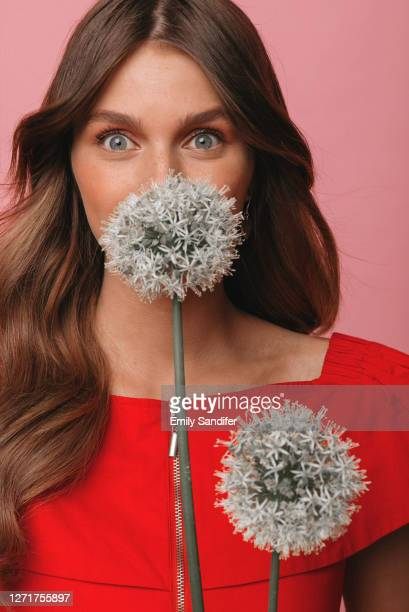 Actor Nell Tiger Free is photographed for Grumpy Magazine on June 14, 2019 in Los Angeles, Califronia.