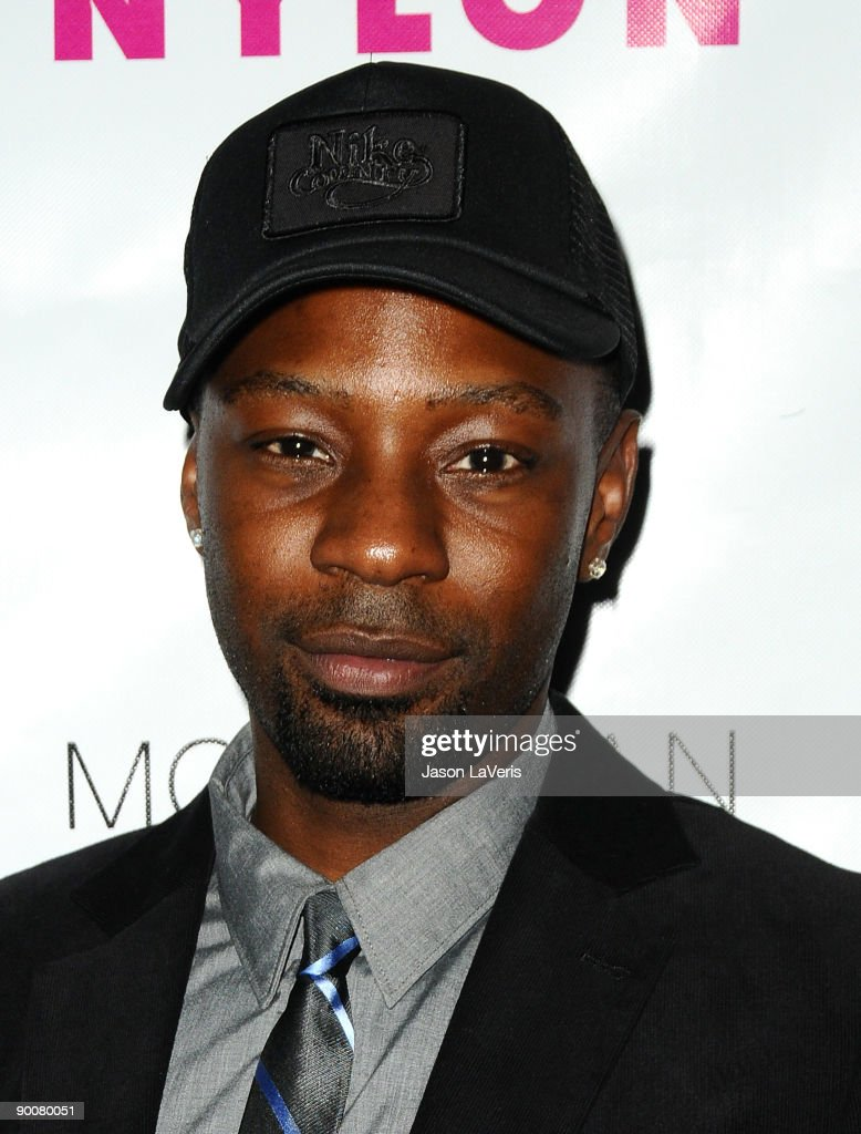 Actor Nelsan Ellis arrives at Nylon Magazine's TV Issue launch party at SkyBar on August 24, 2009 in West Hollywood, California.