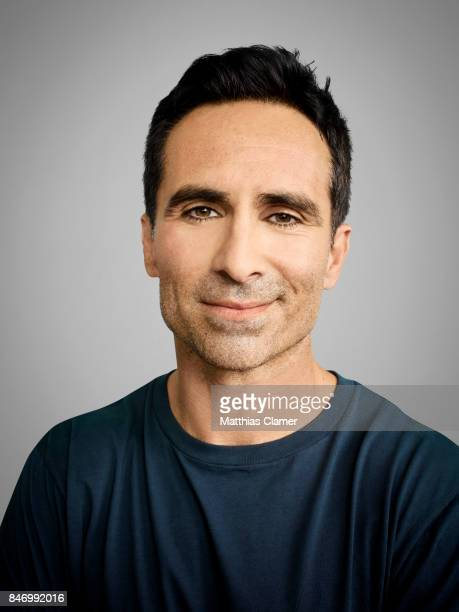 Actor Nestor Carbonell from 'Bates Motel' is photographed for Entertainment Weekly Magazine on July 22 2016 at Comic Con in the Hard Rock Hotel in...