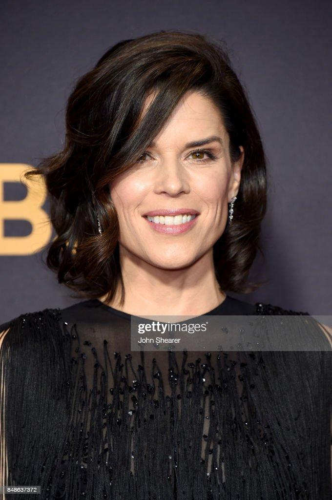 69th Annual Primetime Emmy Awards - Arrivals : News Photo