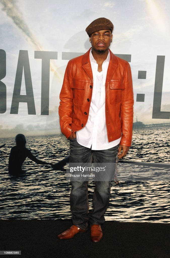 Actor Ne-Yo arrives at the premiere of Columbia Pictures' 'Battle: Los Angeles' at the Regency Village Theater on March 8, 2011 in Westwood, California.