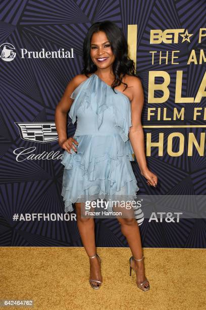Actor Nia Long attends BET Presents the American Black Film Festival Honors on February 17 2017 in Beverly Hills California