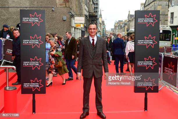 Actor Niall Fulton attends the world premiere for 'England is mine' and closing event of the 71st Edinburgh International Film Festival at Festival...