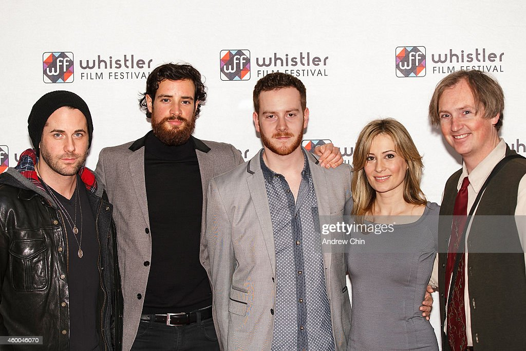 Whistler Film Festival 2014 - Premiere Screening Of 'Ally Was Screaming' - Red Carpet : News Photo