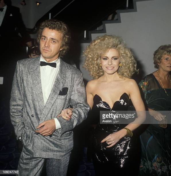ACtor Nicholas Ball With His Wife Pamela Stephenson Actress And Comedienne
