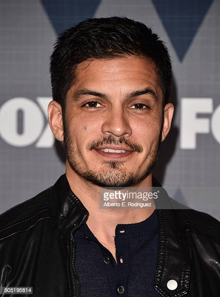 Actor Nicholas Gonzalez attends the FOX Winter TCA 2016 AllStar Party at The Langham Huntington Hotel and Spa on January 15 2016 in Pasadena...