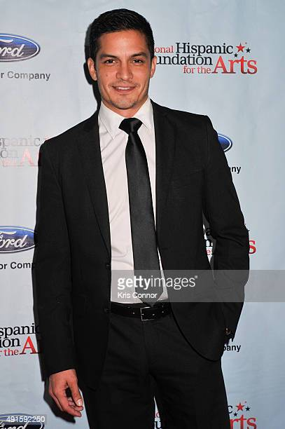 Actor Nicholas Gonzalez attends the National Hispanic Foundation For The Arts 19th Annual Noche De Gala at The Mayflower Renaissance Washington DC...