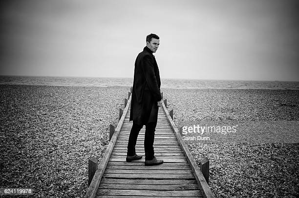 Actor Nicholas Hoult is photographed on March 9 2015 in Lydd England