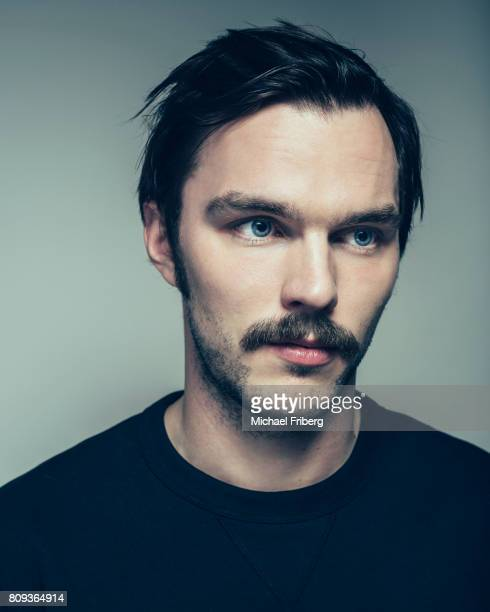 Actor Nicholas Hoult poses for a portrait at the Sundance Film Festival for Variety on January 21 2017 in Salt Lake City Utah