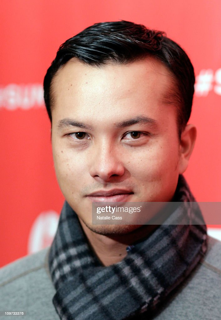 Actor Nicholas Saputra attends the 'What They Talk About When They Talk About Love' premiere at Prospector Square during the 2013 Sundance Film Festival on January 19, 2013 in Park City, Utah.