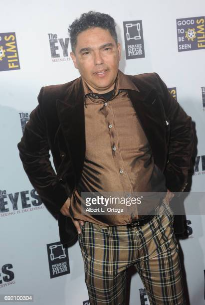 Actor Nicholas Turturro arrives for the Premiere Of Parade Deck Films' 'The Eyes' held at Arena Cinelounge on April 7 2017 in Hollywood California