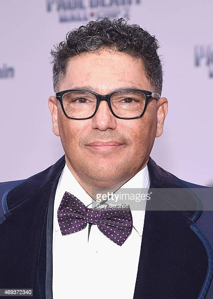 Actor Nicholas Turturro attends 'Paul Blart Mall Cop 2' New York Premiere at AMC Loews Lincoln Square on April 11 2015 in New York City
