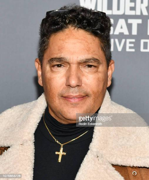 Actor Nicholas Turturro attends the Heavyweight Championship of The World 'Wilder vs Fury' Premiere at Staples Center on December 01 2018 in Los...