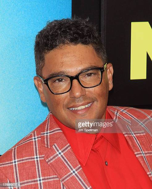 Actor Nicholas Turturro attends the 'We're The Millers' New York Premiere at Ziegfeld Theater on August 1 2013 in New York City
