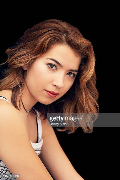 Actor Nichole Bloom is photographed for The Wrap on March 13 2016 in Austin Texas