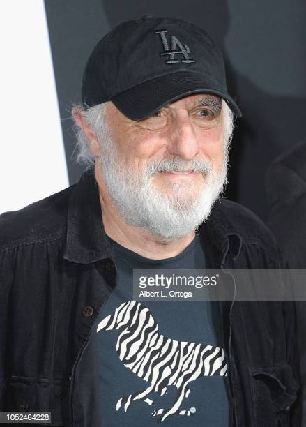Actor Nick Castle arrives for the Universal Pictures' 'Halloween' Premiere held at TCL Chinese Theatre on October 17 2018 in Hollywood California