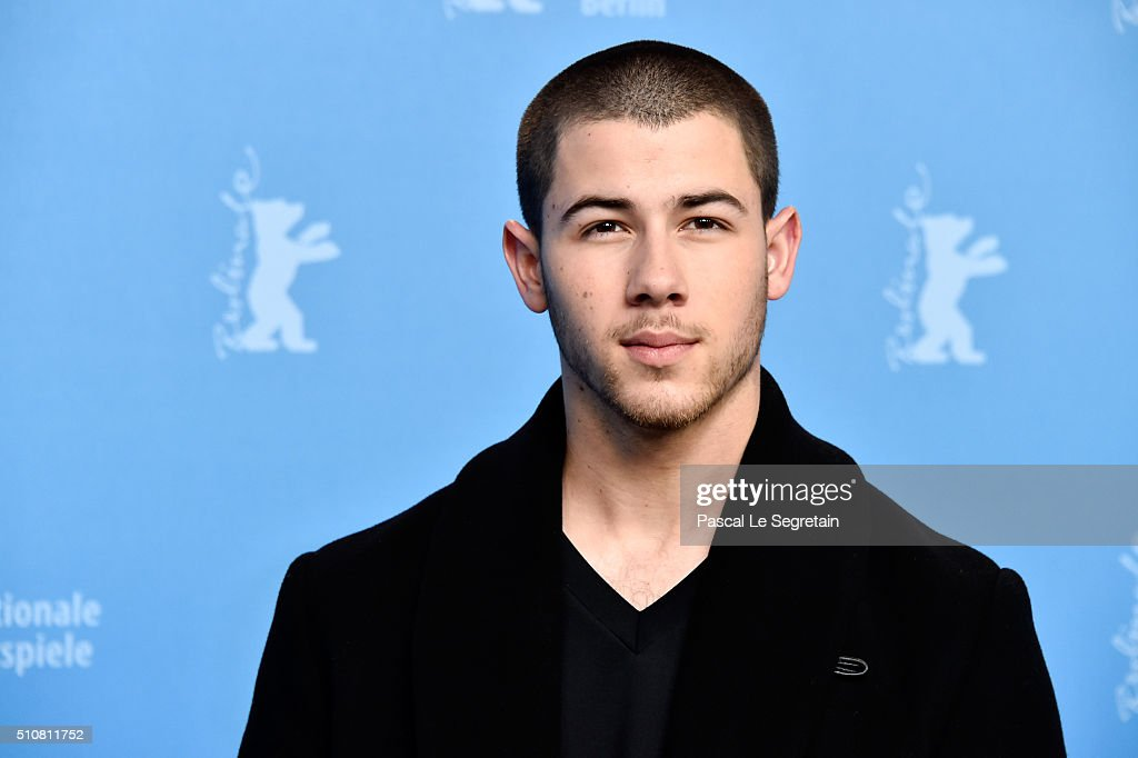 Actor Nick Jonas attends the 'Goat' photo call during the 66th Berlinale International Film Festival Berlin at Grand Hyatt Hotel on February 17, 2016 in Berlin, Germany.