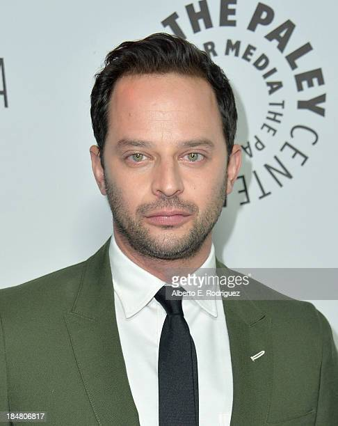 Actor Nick Kroll arrives at The Paley Center for Media's 2013 benefit gala honoring FX Networks with the Paley Prize for Innovation Excellence at Fox...