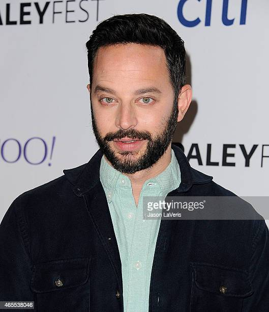 Actor Nick Kroll attends A Salute to Comedy Central at the 32nd annual PaleyFest at Dolby Theatre on March 7 2015 in Hollywood California