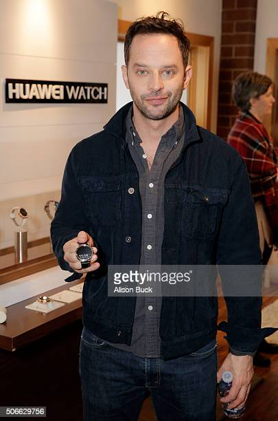 Actor Nick Kroll attends Kari Feinstein's Style Lounge on January 24 2016 in Park City Utah