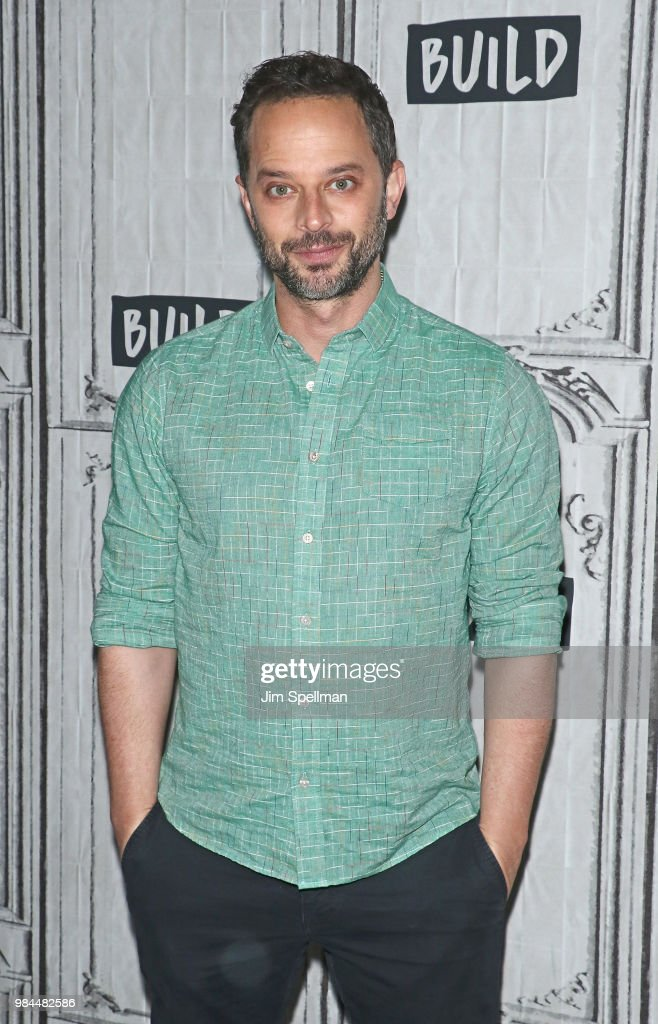 Actor Nick Kroll attends the Build Series to discuss 'Uncle Drew' at Build Studio on June 26, 2018 in New York City.