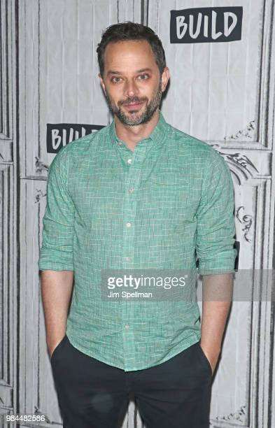 Actor Nick Kroll attends the Build Series to discuss 'Uncle Drew' at Build Studio on June 26 2018 in New York City