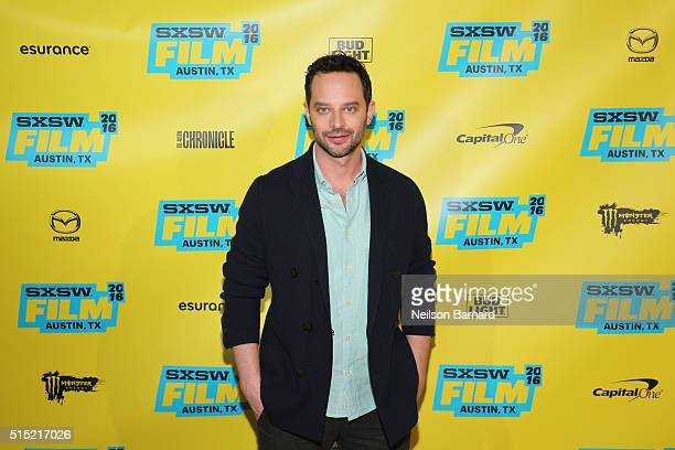 Actor Nick Kroll attends the 'My Blind Brother' premiere during the 2016 SXSW Music Film Interactive Festival at Topfer Theatre at ZACH on March 12...