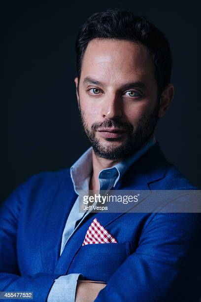Actor Nick Kroll is photographed for a Portrait Session at the 2014 Toronto Film Festival on September 4 2014 in Toronto Ontario