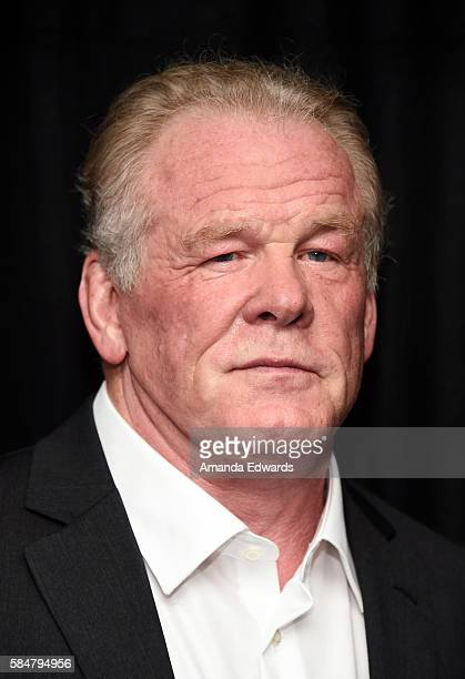 Actor Nick Nolte attends EPIX's Television Critics Association Tour at The Beverly Hilton Hotel on July 30 2016 in Beverly Hills California