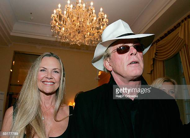 S actor Nick Nolte attends the Grimme Online Award ceremony on June 30 2005 in Cologne Germany