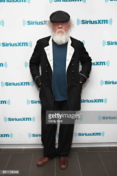 Actor Nick Nolte visits the SiriusXM Studios on March 12 2018 in New York City