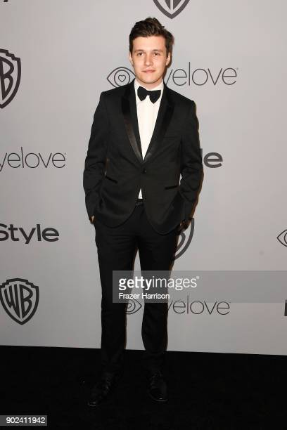 Actor Nick Robinson attends 19th Annual PostGolden Globes Party hosted by Warner Bros Pictures and InStyle at The Beverly Hilton Hotel on January 7...
