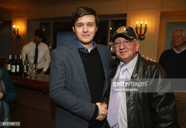 Actor Nick Robinson attends the 30th Annual Virginia Film Festival at the University of Virginia on November 10 2017 in Charlottesville Virginia