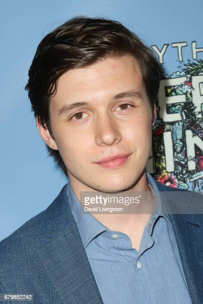 Actor Nick Robinson attends the screening of Warner Bros Pictures' 'Everything Everything' at the TCL Chinese Theatre on May 6 2017 in Hollywood...